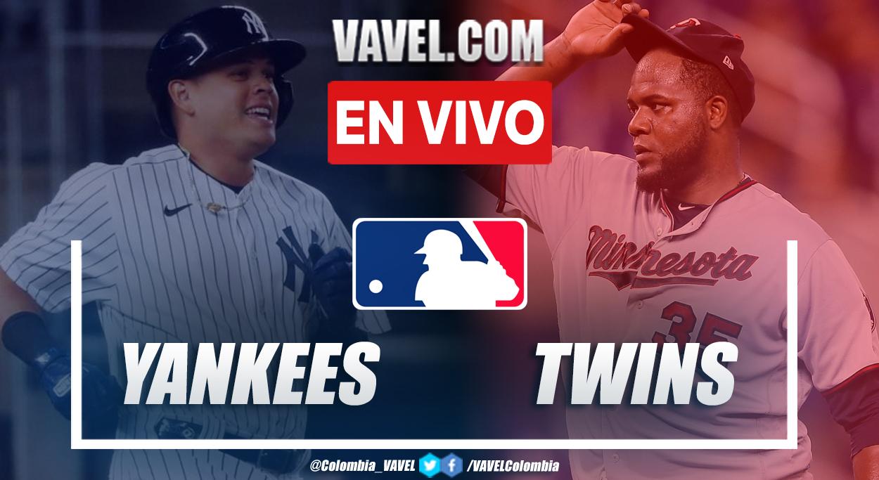 Resumen y carreras: New York Yankees 8-4 Minnesota Twins en MLB 2021