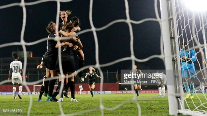 2016 FIFA U-20 Women's World Cup - Day Two review: Less goals, more entertainment