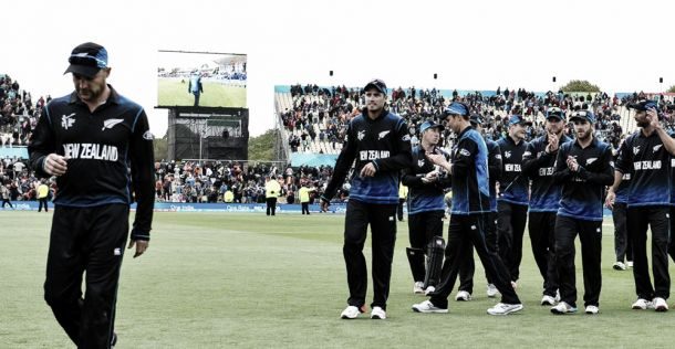 New Zealand Start With Comfortable Win