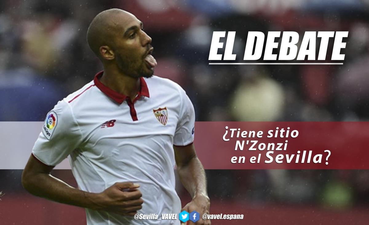 El debate: ¿tiene sitio N'Zonzi en el Sevilla?