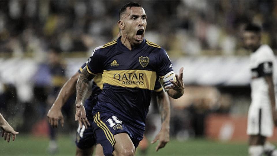 A lo largo de su carrera en Boca, Tévez logró 10 títulos. Foto: Super Deportivo.