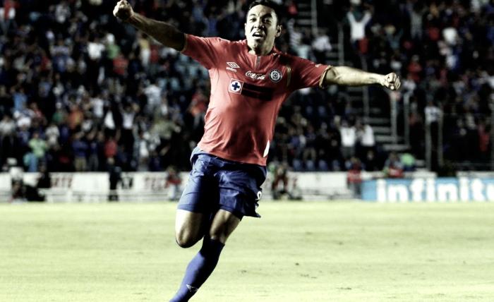 Goles que han engalanado los partidos entre Cruz Azul vs Puebla.