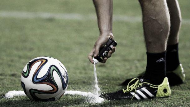 Le spray sera utilisé en Ligue 1