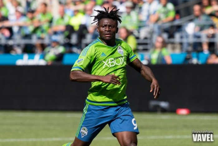 Obafemi Martins Leaving Seattle Sounders Causing Displeasure Among Supporters