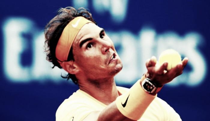 Rafael Nadal named Olympic flag bearer for Spain