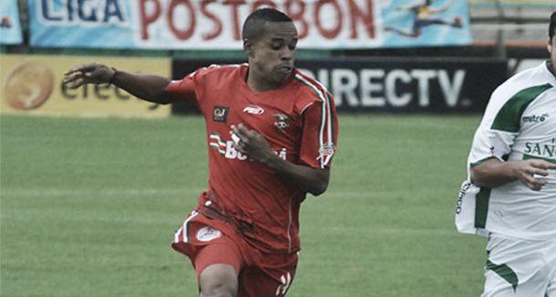 Luis Omar Valencia, nuevo jugador de Depor FC