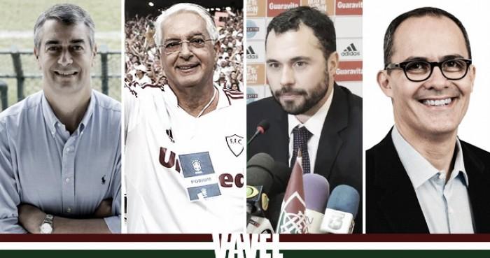 Eleição VAVEL: VOTE no seu candidato à presidência do Fluminense!