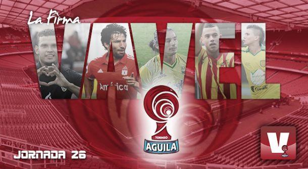 La Firma VAVEL del Torneo Águila: América, ganador en la jornada