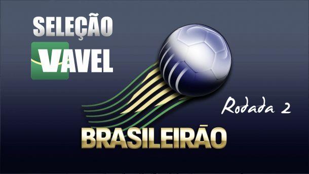 Seleção VAVEL da 2ª rodada do Campeonato Brasileiro 2015