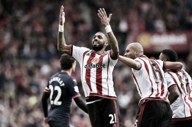 "M'Vila: Tyne-Wear derby ""best match that I've ever played in"""