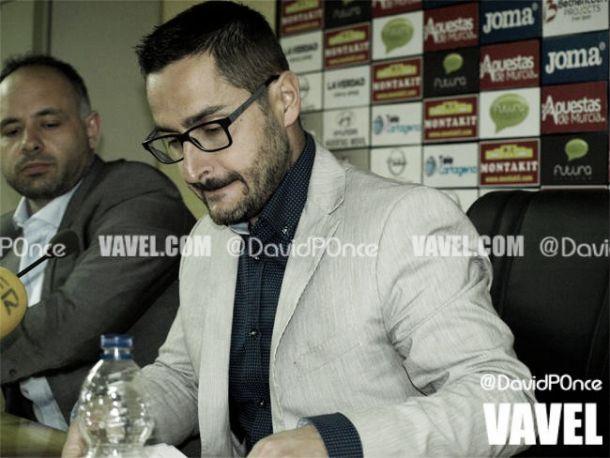 """Paco Belmonte: """"Tengo argumentos para decirle a mi grupo que hay que intensificar el esfuerzo"""""""