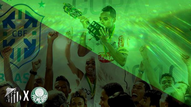 Após cinco anos, o Santos chega à final da Copa do Brasil tentando reescrever a história