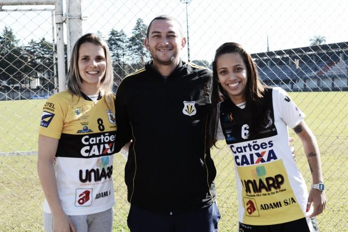 Após eliminação no Brasileiro, Kindermann apresenta dois reforços para segundo semestre