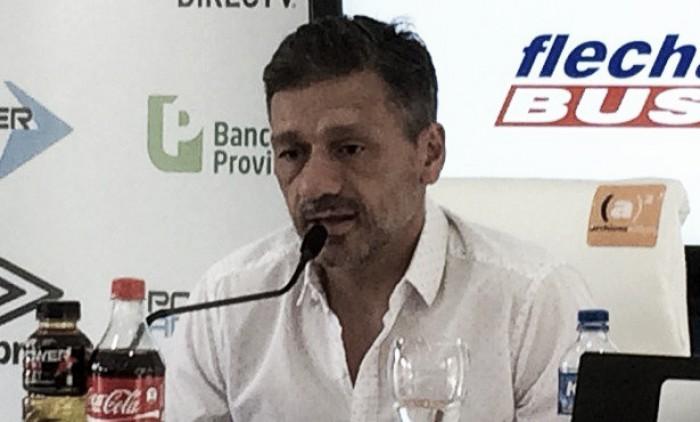 """Vivas: """"Confiamos que Braña llegará en condiciones para jugar el domingo"""""""