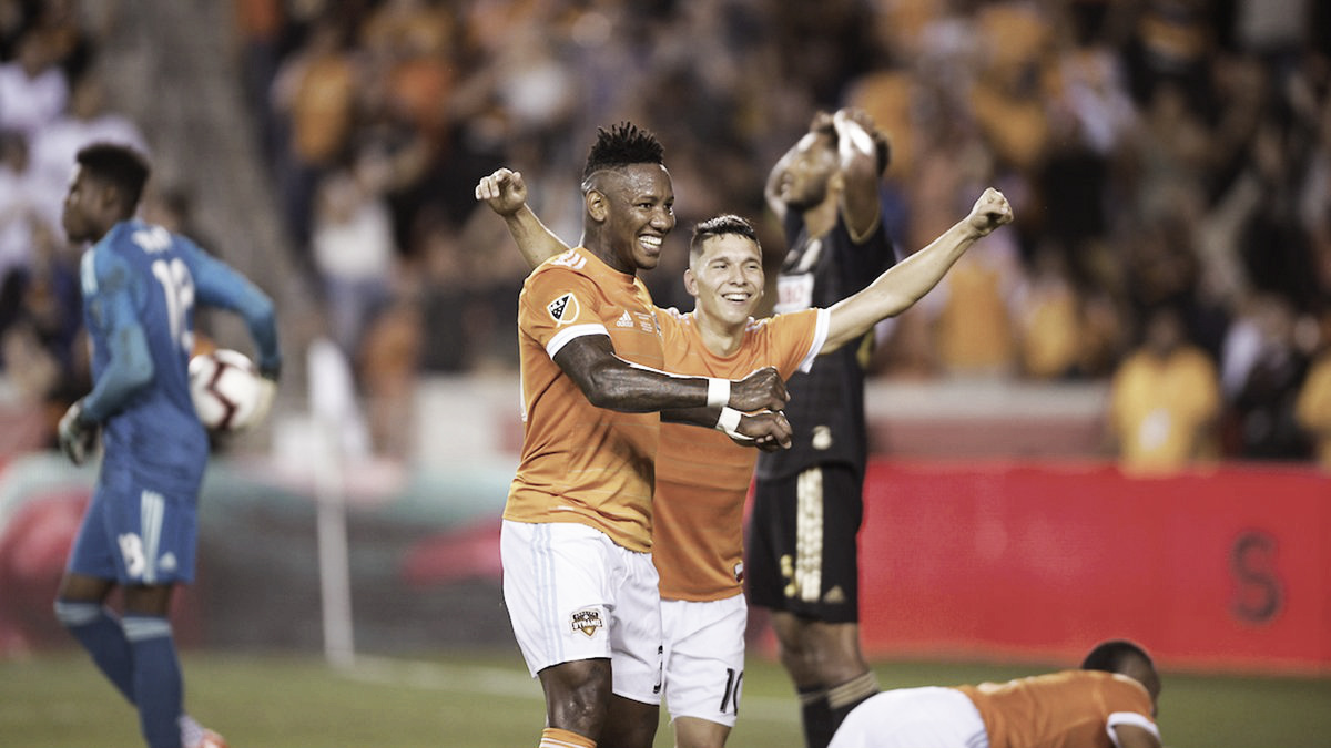 Houston Dynamo gana su primera Open Cup