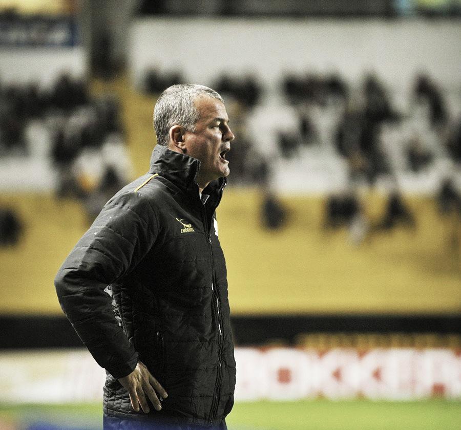 """Mazola Junior mostra frustração após empate do Criciúma: """"Não tivemos competência de fazer gol"""""""