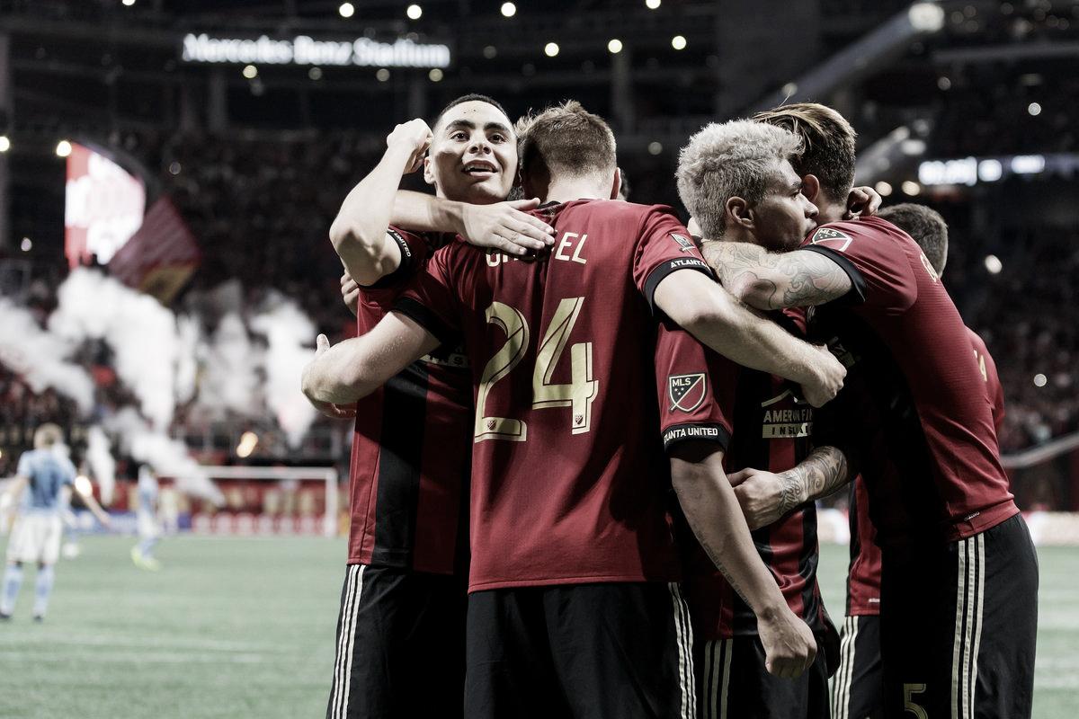 Atlanta United avanza a la final de la Conferencia Este