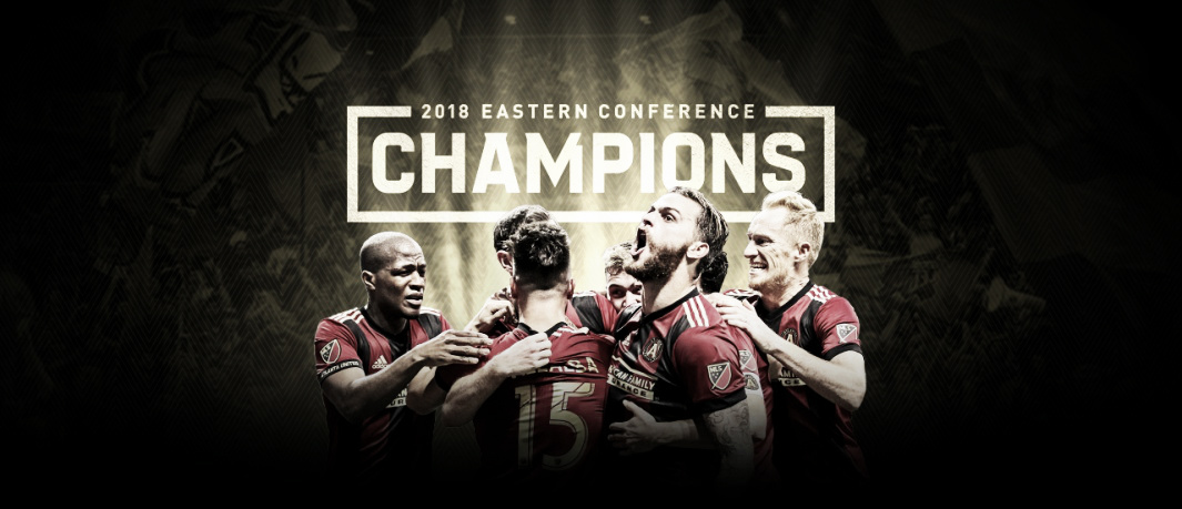 Atlanta United avanza a la final de la Copa MLS 2018