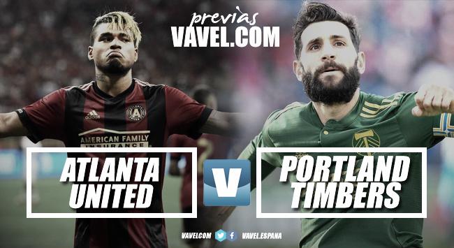 Previa Atlanta United - Portland Timbers: el auténtico duelo de titanes