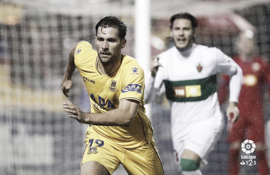 """David Fernández: """"No esperábamos perder este partido"""""""