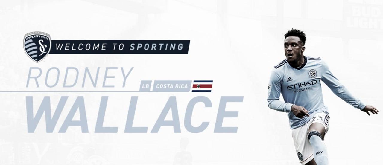 Rodney Wallace jugará en Sporting Kansas City