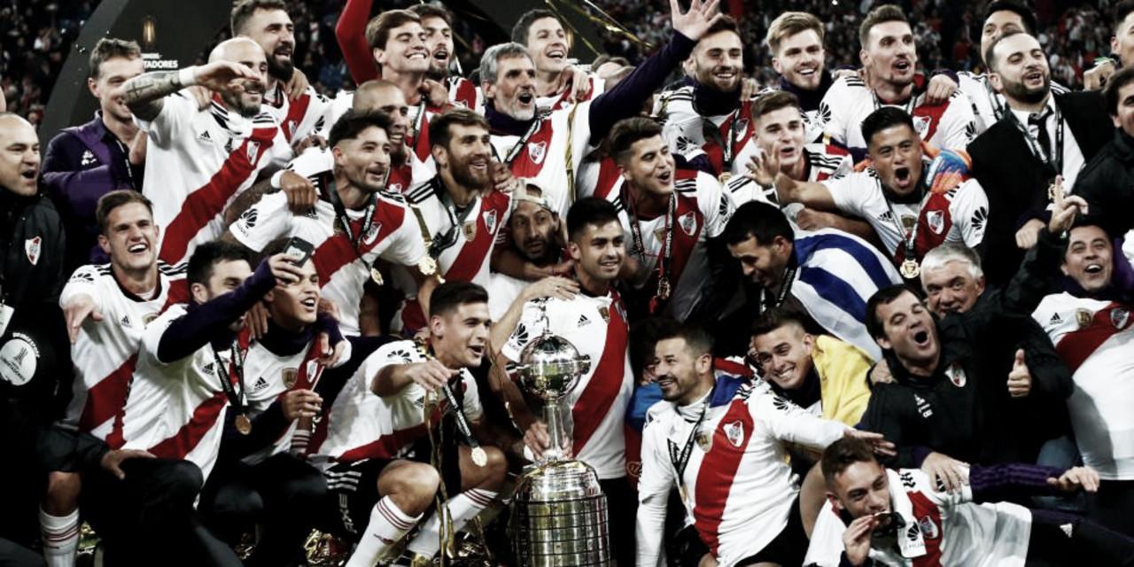 River ya tiene rivales para la próxima Libertadores