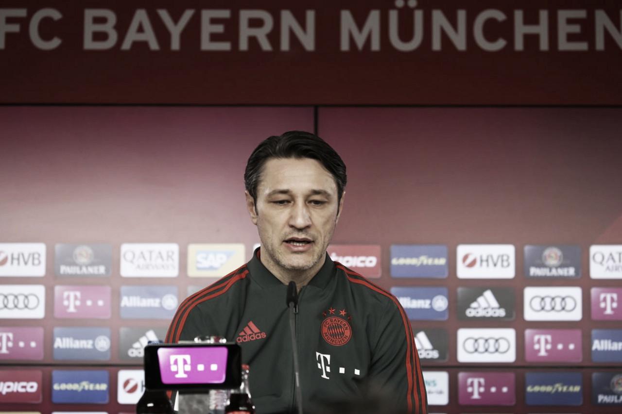 Niko Kovac celebra vitória contra Frankfurt e exalta desempenho do Bayern nos últimos jogos