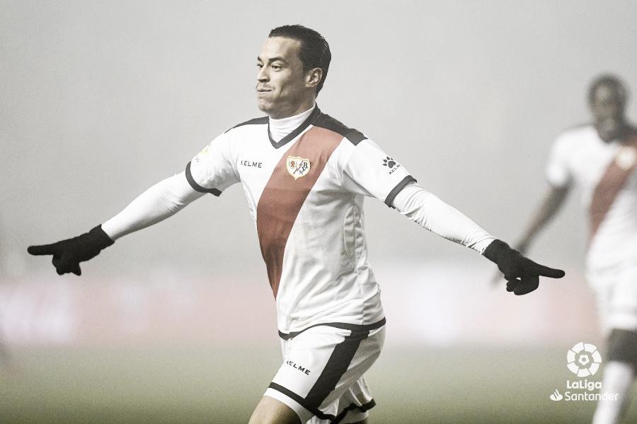 Raúl de Tomás se vuelve a reencontrar con el Real Valladolid