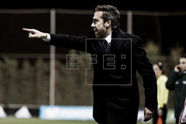 """Jorge Vilda: """"Fue un empate del que sacamos muchas cosas positivas"""""""