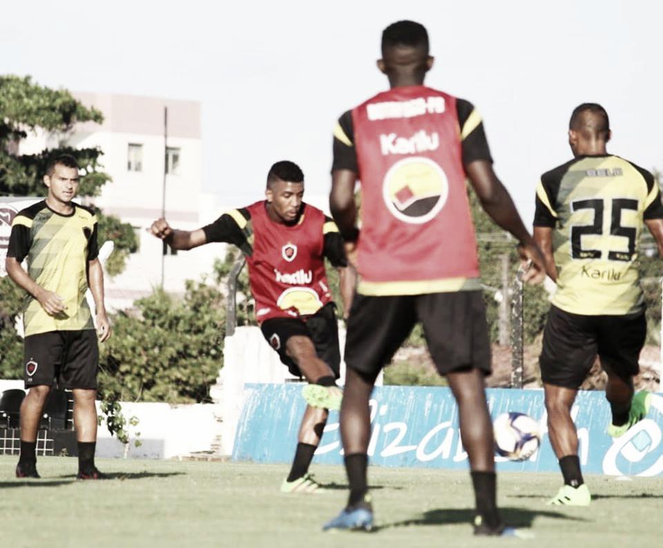 Botafogo-PB visita Salgueiro pela Copa do Nordeste