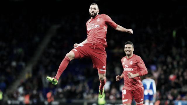 El Real Madrid de Benzema
