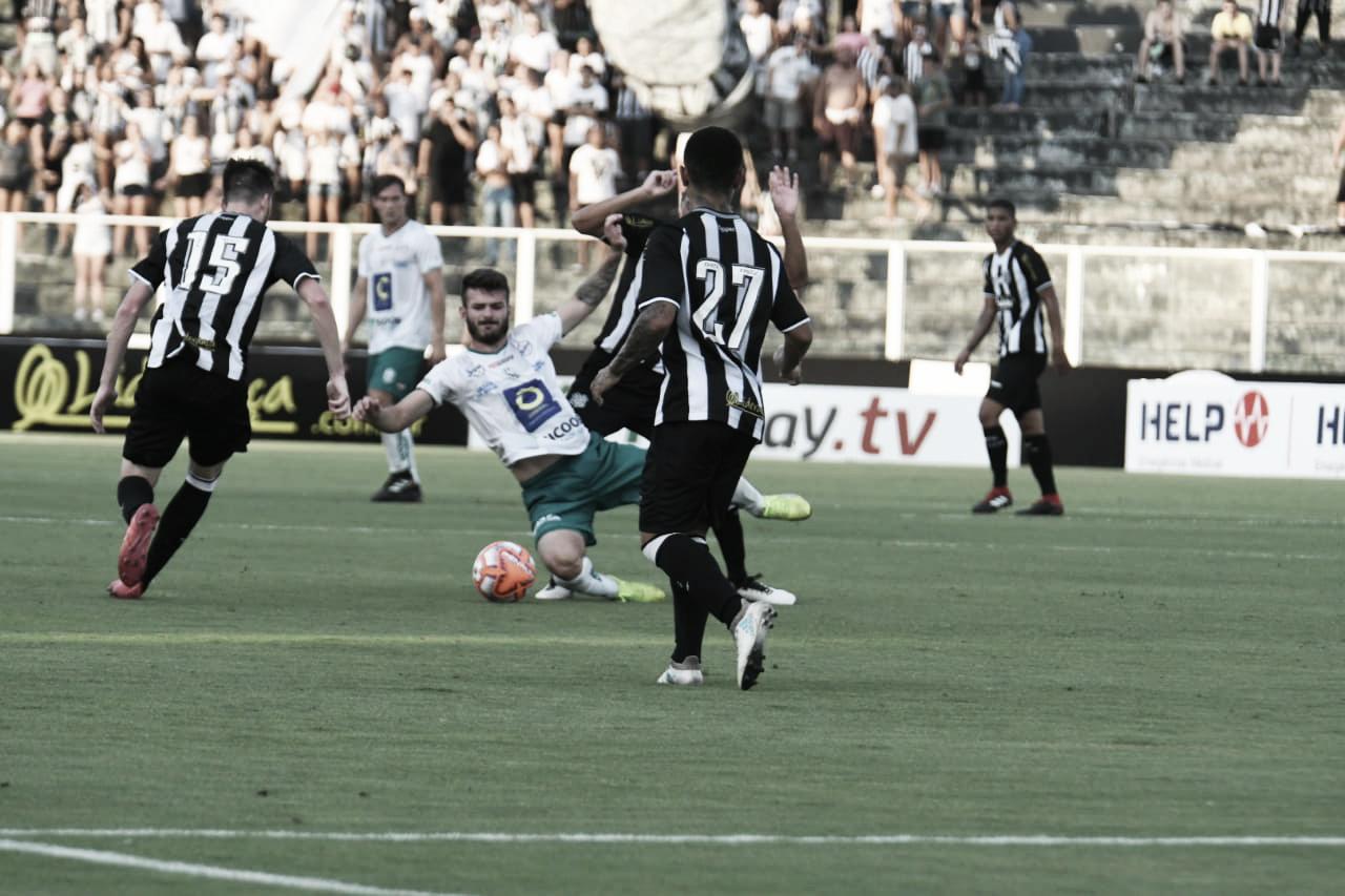 Poupando titulares, Figueirense fica no empate com Metropolitano e perde 100% no Catatrinense