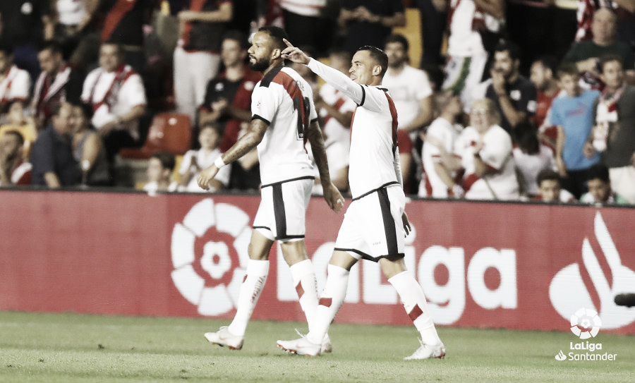 Promoción de entradas para el Espanyol - Rayo Vallecano