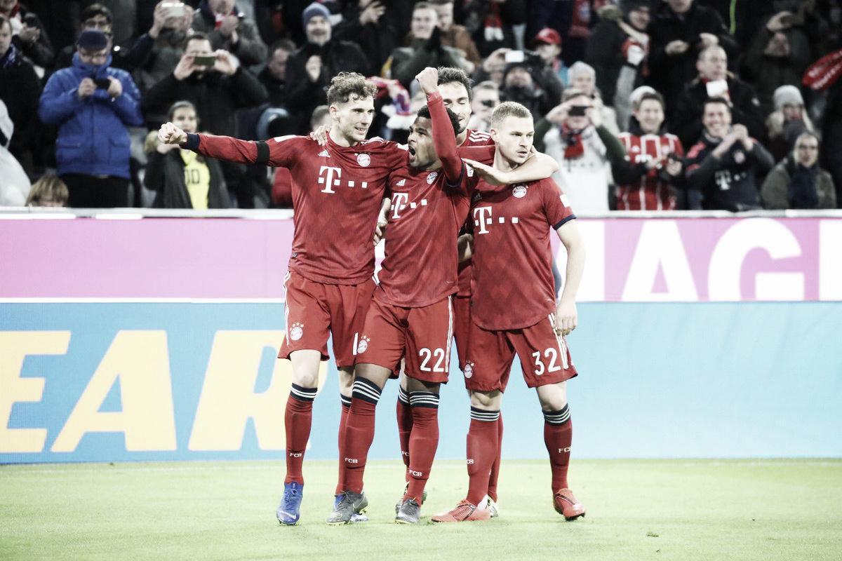 Bayern de Munique vence Schalke e reduz vantagem contra o líder Dortmund