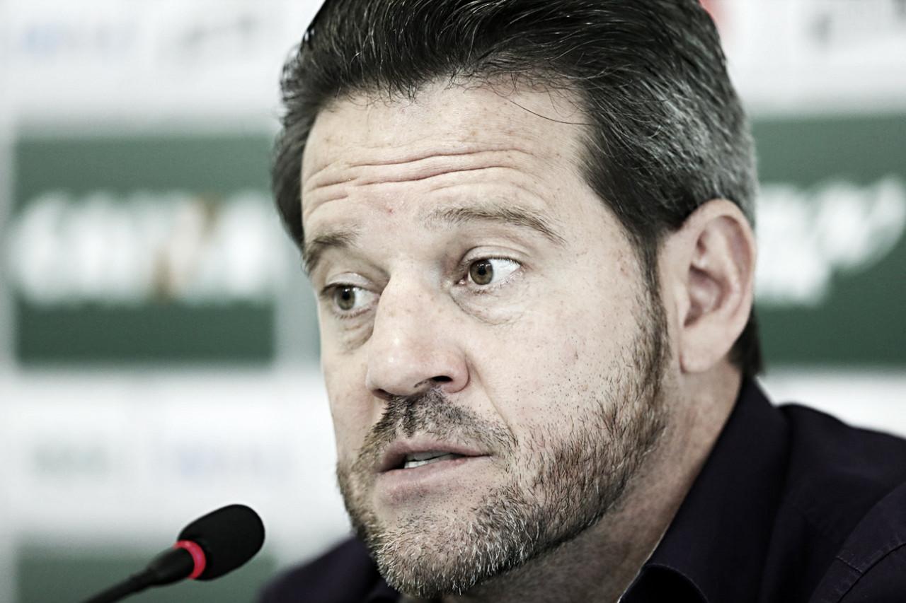 Após derrota na Copa do Brasil, Argel Fucks lamenta chances perdidas contra URT