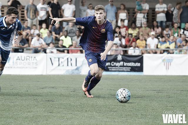 Labinot afianza su magia con el Barça