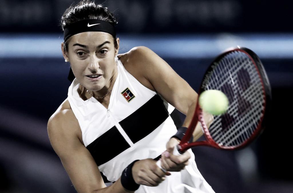 Garcia atropela Pavlyuchenkova e enfrenta algoz de Ostapenko na segunda rodada em Dubai