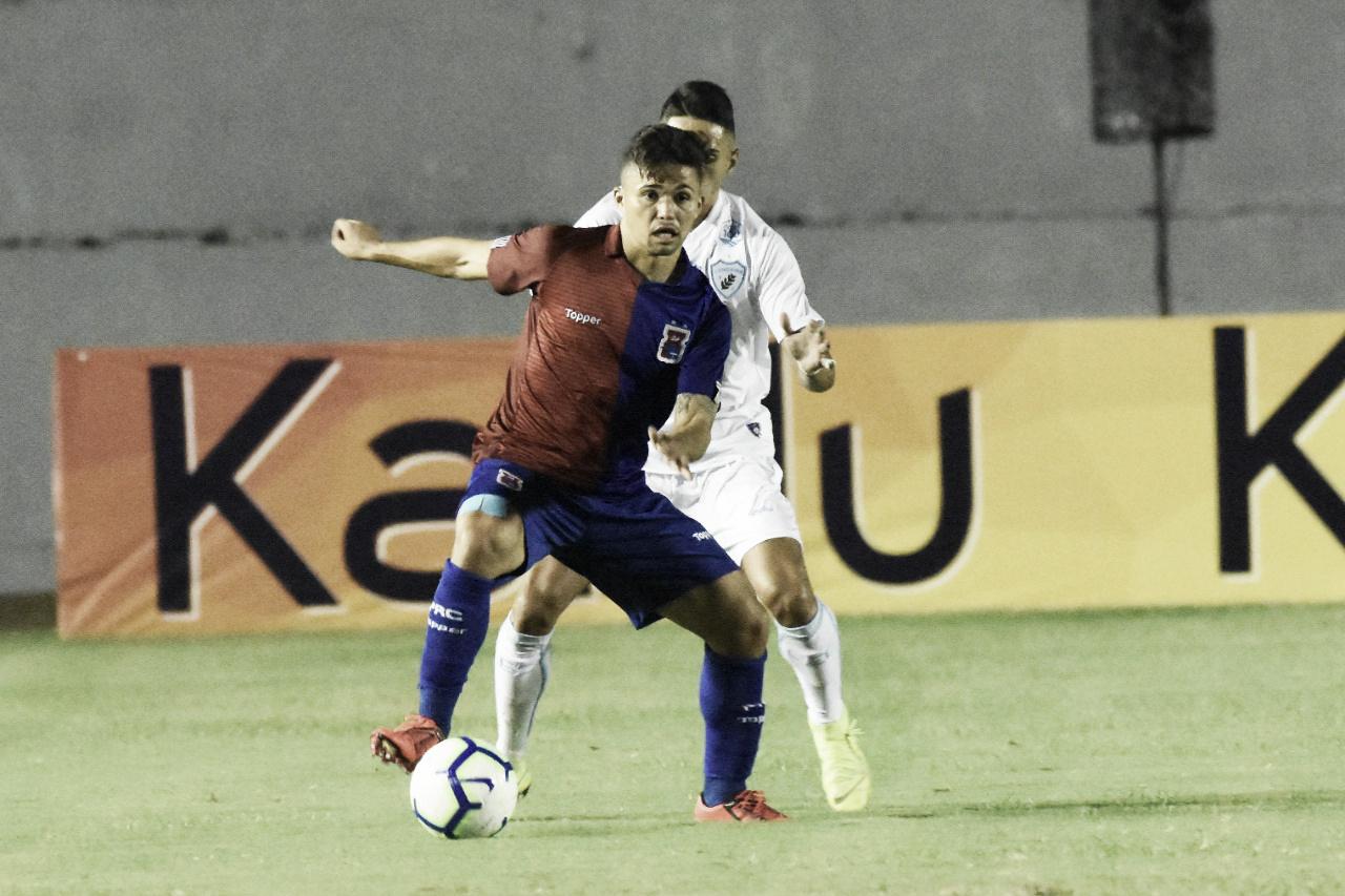Dado Cavalcante promete cobrança ao time do Paraná após eliminação na Copa do Brasil