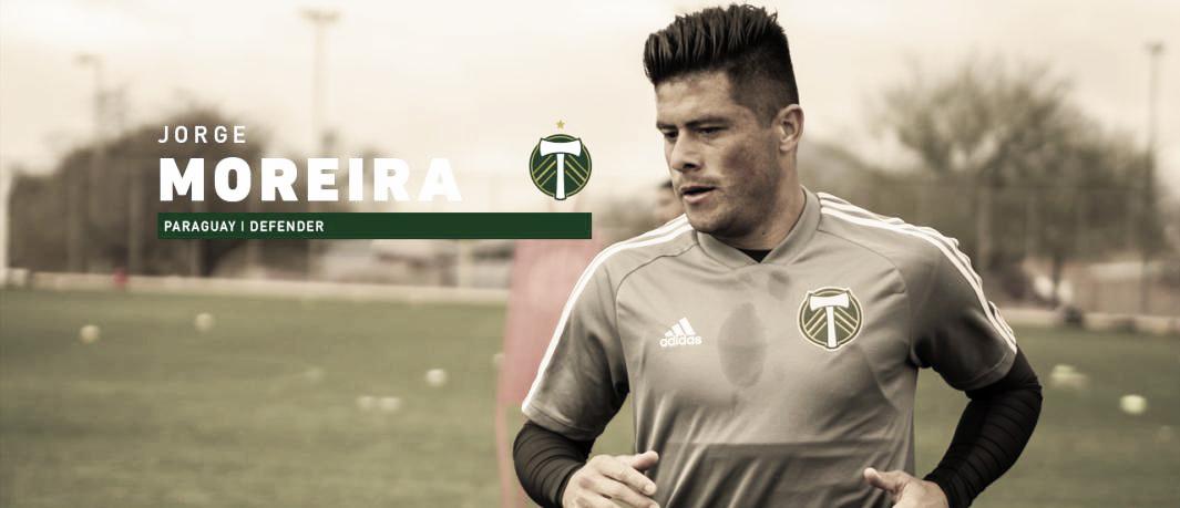 Jorge Moreira jugará en Portland Timbers