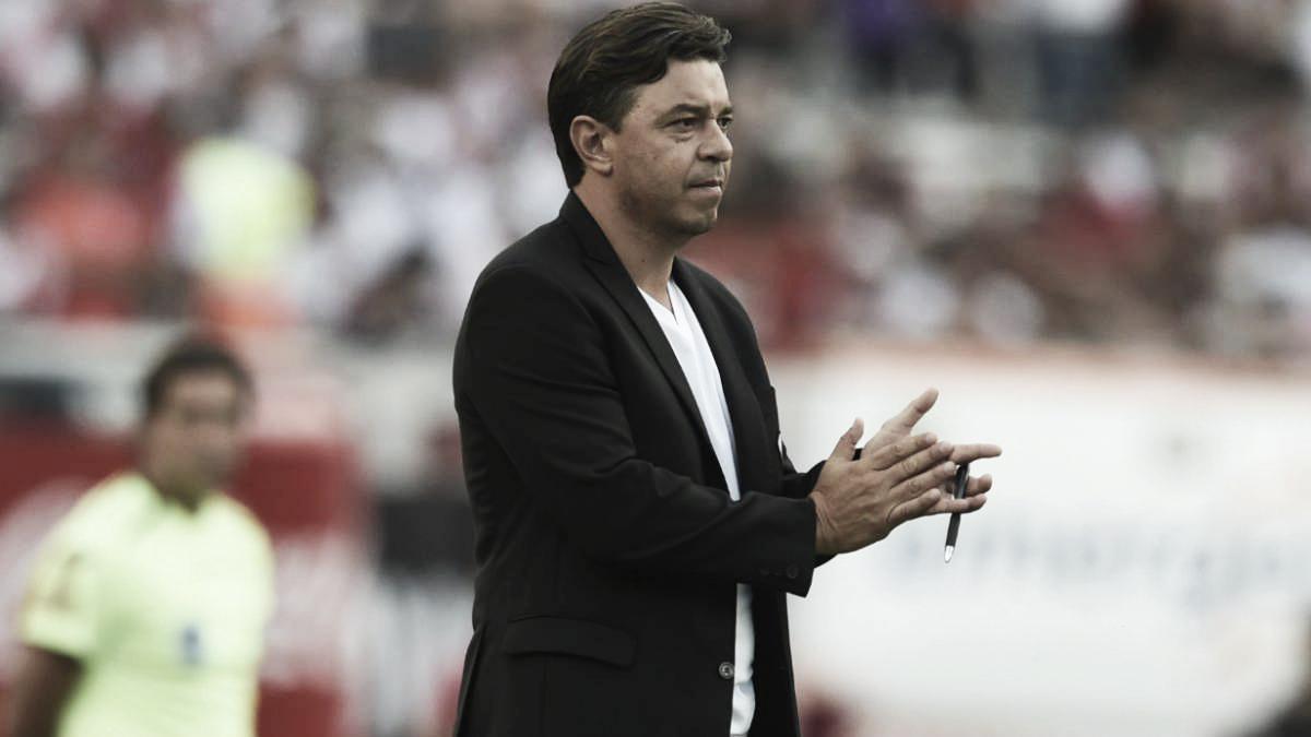"""Gallardo: """"Ningún jugador tiene privilegios"""""""