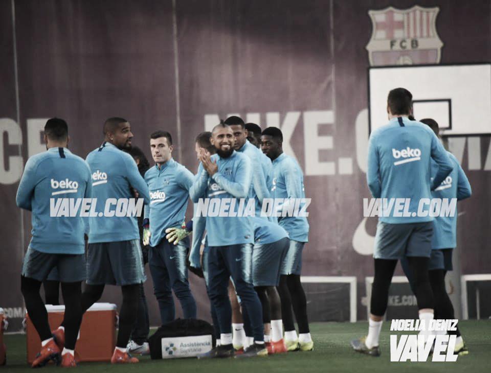 Convocatoria culé para la Supercopa de Cataluña