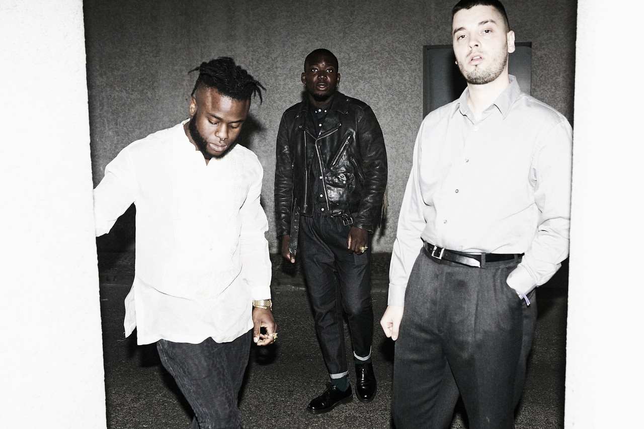 Young Fathers actuarán en el concierto de Florence+TheMachine