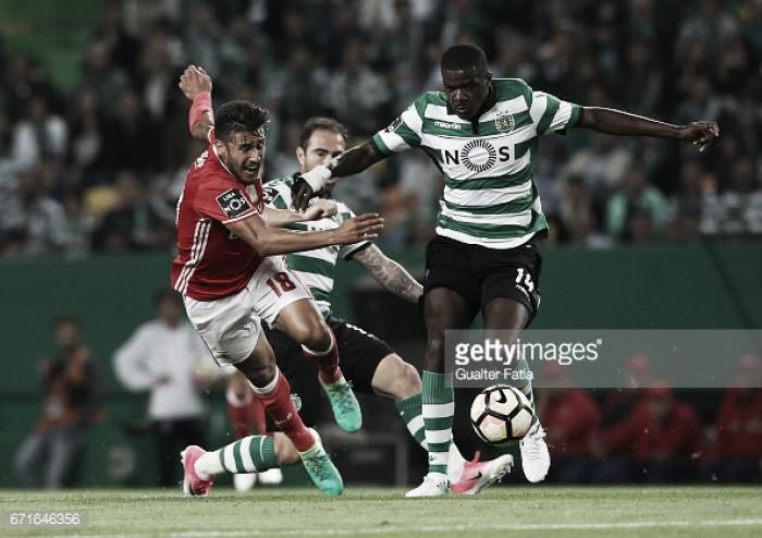 Sporting x Benfica : expectativas falhadas