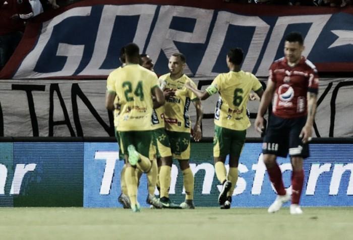 DIM - Atlético Huila: empate con pocas emociones