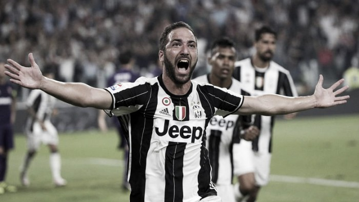 "Higuain insists Juve move was a ""personal decision"""