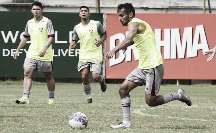 Scarpa reaparece entre relacionados para duelo contra Ypiranga-RS