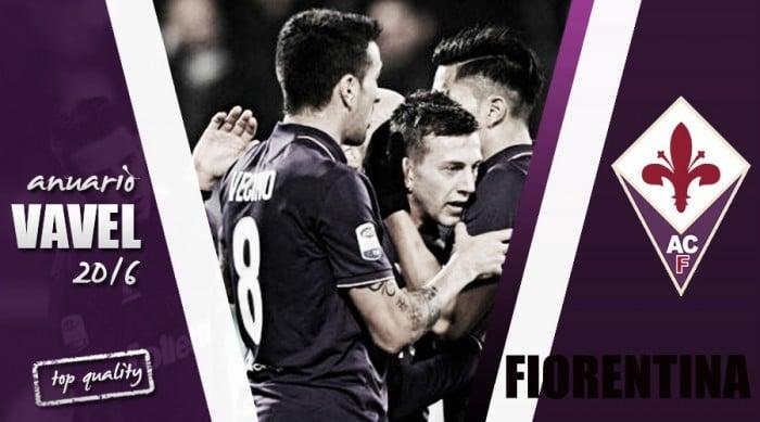 Un anno di Fiorentina