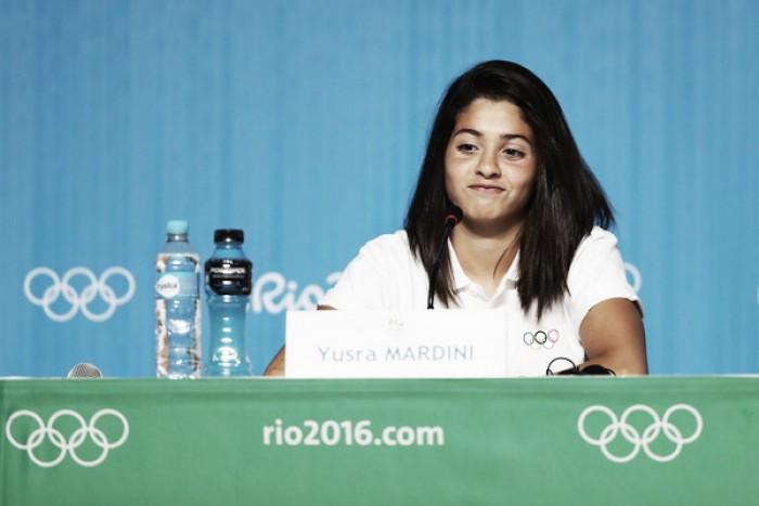 Yusra Mardini: a refugiada olímpica que nadou por três horas em mar aberto para salvar vidas