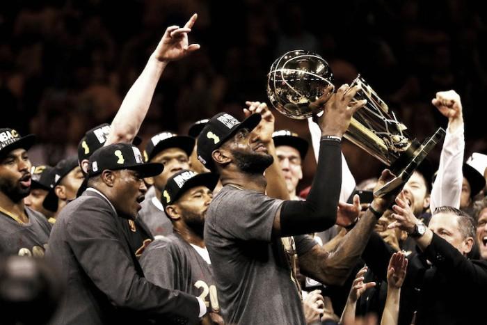 Se acabó la sequía: Cleveland campeón de la NBA