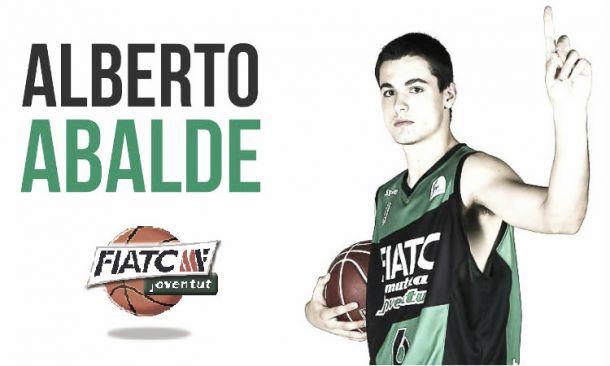 Alberto Abalde no se presentará al Draft de la NBA